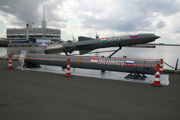 BrahMos Supersonic Missile