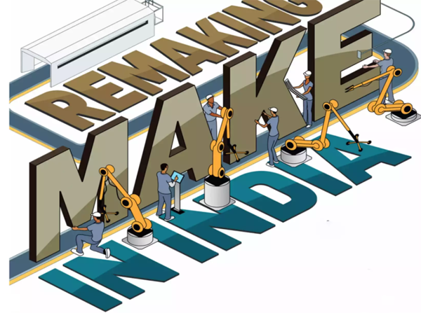 Make In India Manufacuring