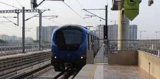 Alstom Will Manufacture 234 Metro Cars For MMRDA Under 'Make In India' Initiative