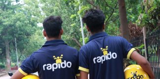 Online Bike-Taxi Aggregator Rapido Is All Set To Raise USD 50 Million